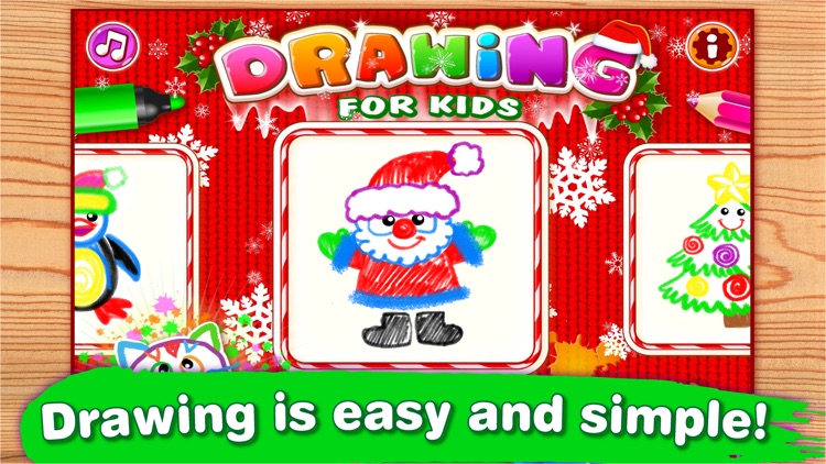 DRAWING for Toddlers Kids Apps