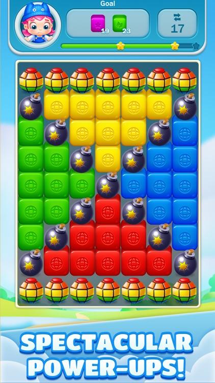 Toy Cubes Pop:Blast Cubes screenshot-3