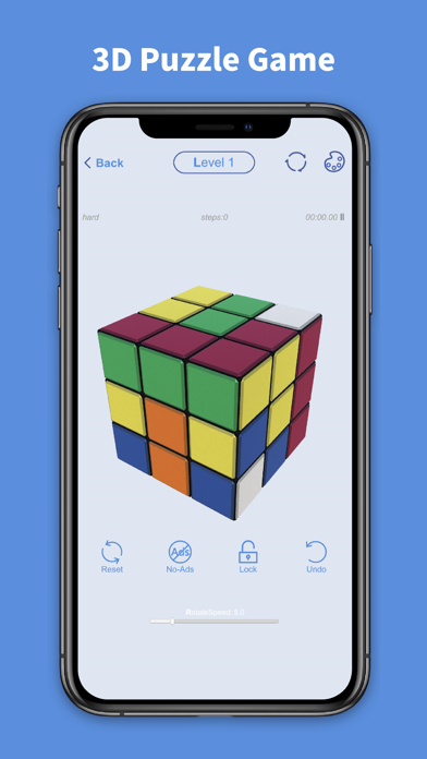 Rubiks Cube-Numpuz Puzzle Game screenshot 9