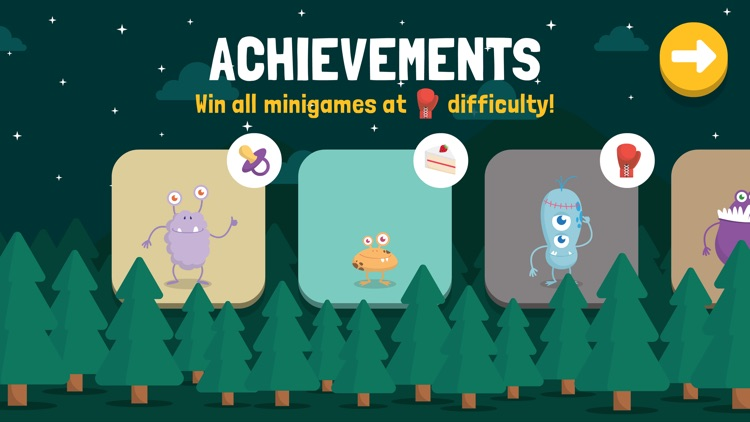 Monsterz Minigames screenshot-6