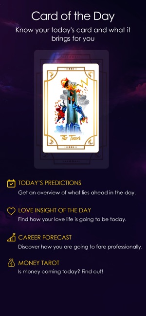 Tarot Card Reading - Astrology on the App Store