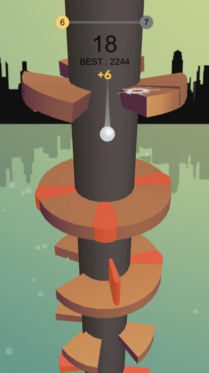 Helix Jump screenshot-3