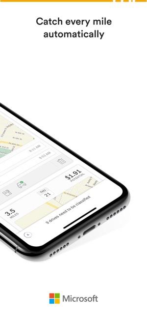 MileIQ: Mileage Tracker & Log on the App Store