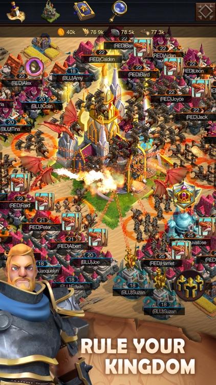 Blaze of Battle screenshot-4