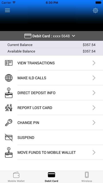 MyTime Wallet