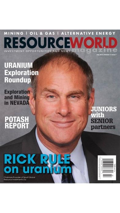 Resource World Magazineのおすすめ画像8
