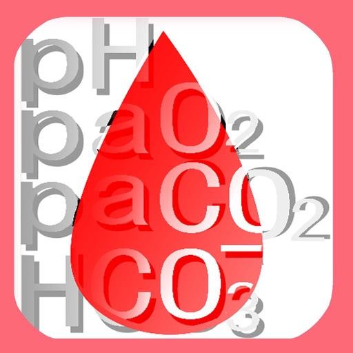 血液ガスと計算機