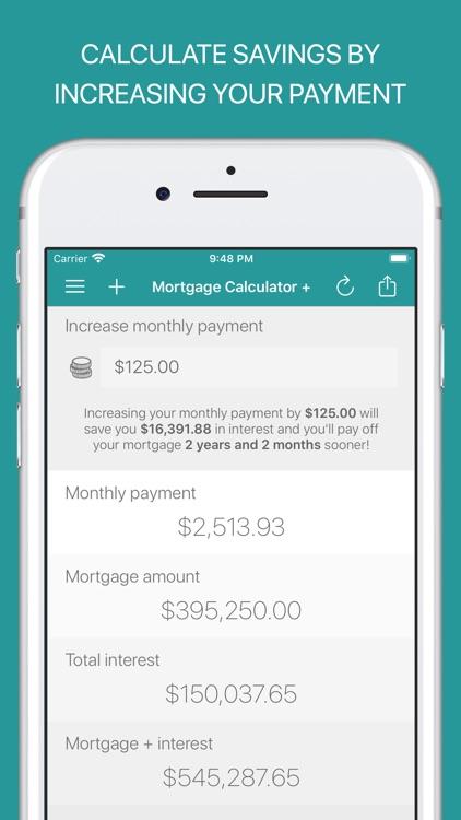Mortgage Calculator + screenshot-4