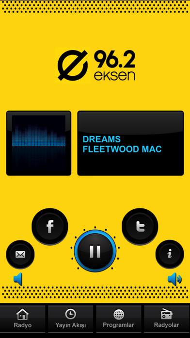Radyo Eksen screenshot one