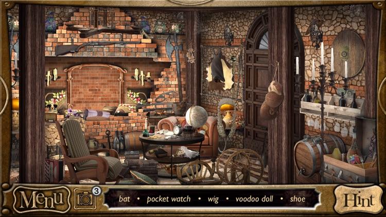 Hidden Objects Sherlock Holmes screenshot-3