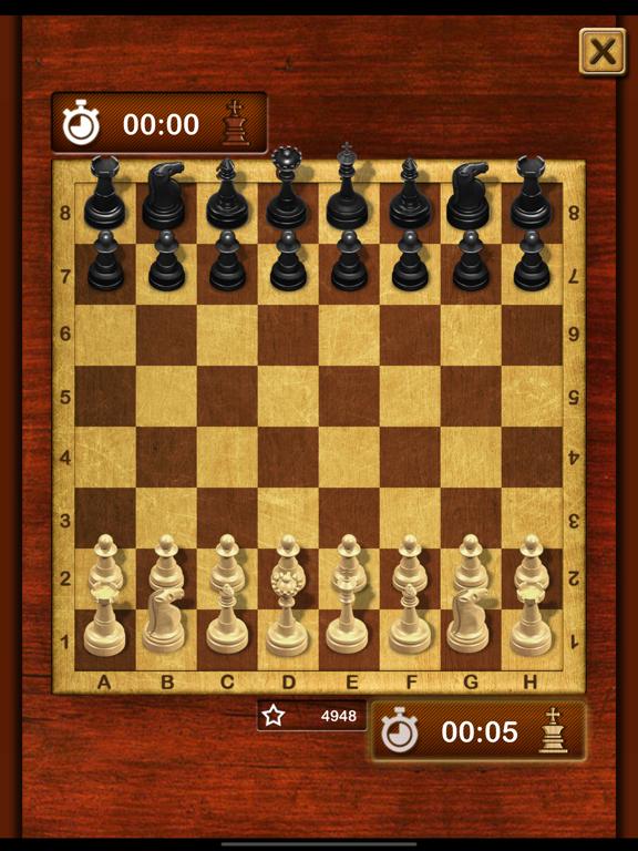 Ipad Screen Shot Chess Combat 0