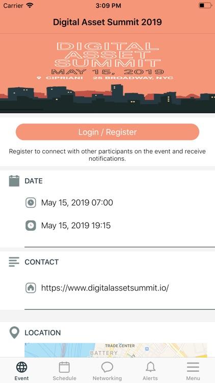 Digital Asset Summit