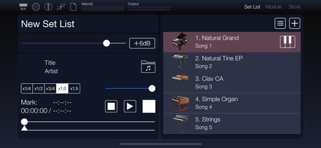 Roland Sound Module Software