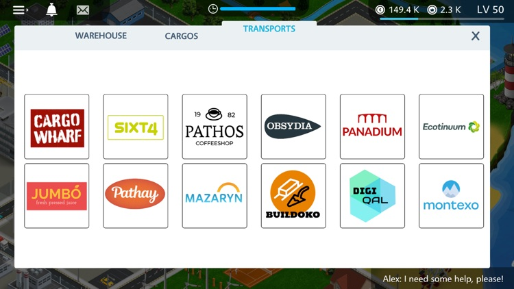 Virtual Truck Manager - Tycoon screenshot-3