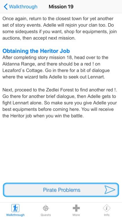 FFTA2 Game Guide screenshot-3