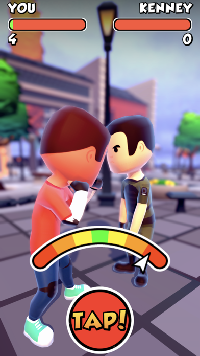 Swipe Fight! screenshot 4