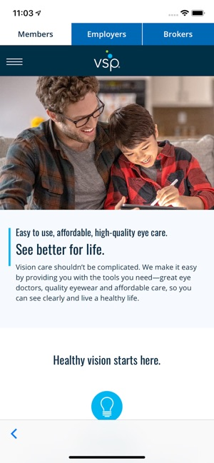 VSP Vision Care On the Go on the App Store