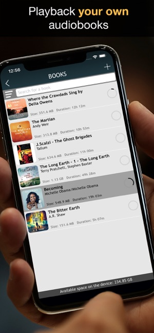 MP3 Audiobook Player Pro on the App Store on