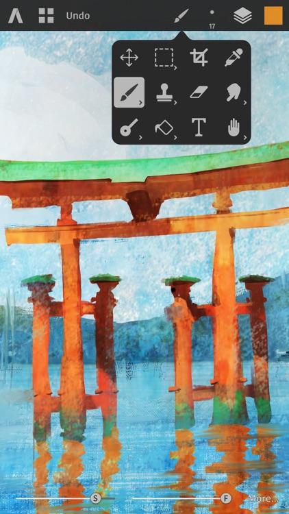 Artstudio Pro: Draw Paint Edit screenshot-0