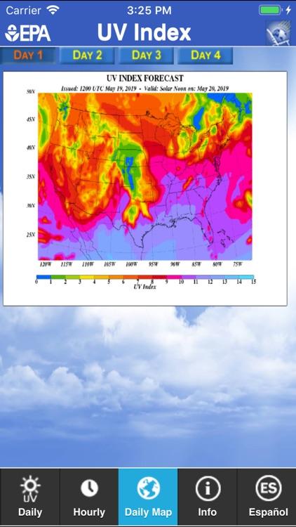 EPA's SunWise UV Index screenshot-4