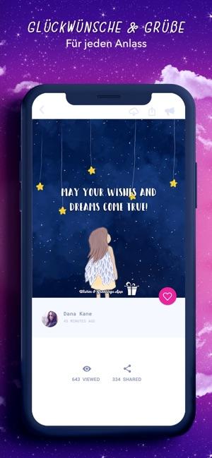 Glückwünsche Videos Bilder Im App Store
