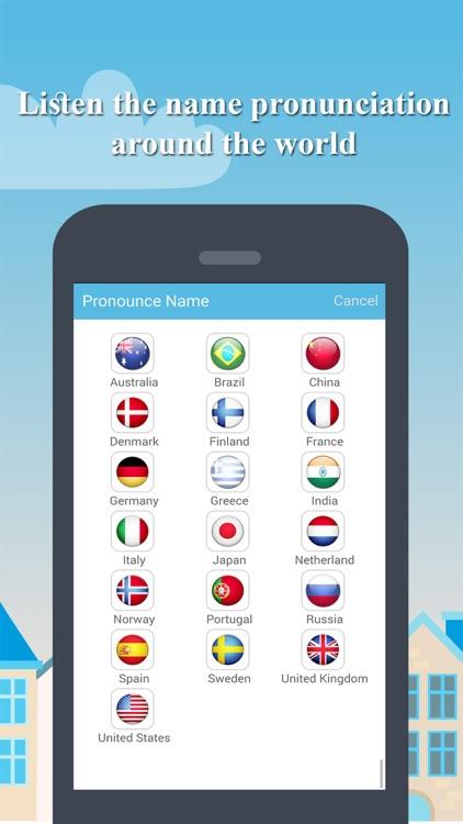 Baby Name Together PRO screenshot-8