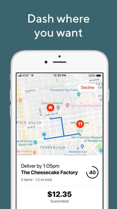 DoorDash Dasher - Revenue & Download estimates - Apple App Store - US