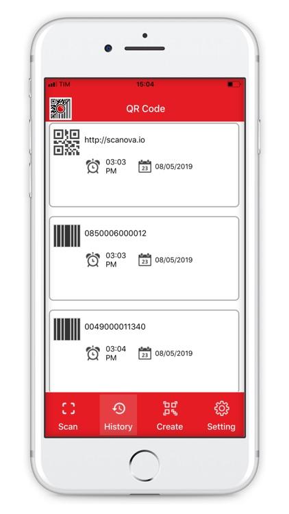QR Generator - Barcode scanner screenshot-3