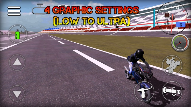 Wheelie King 2 - Manual gears screenshot-3