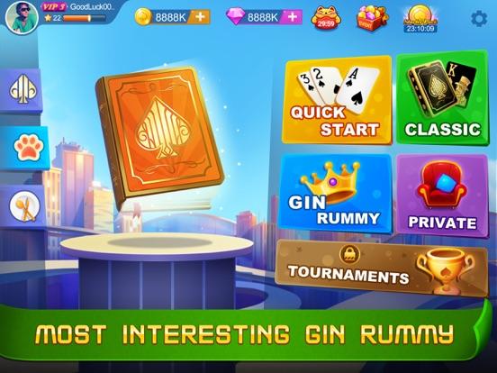 Gin Rummy !! screenshot 1