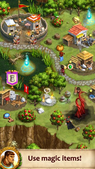 Roman Adventures. Season 1 screenshot 3