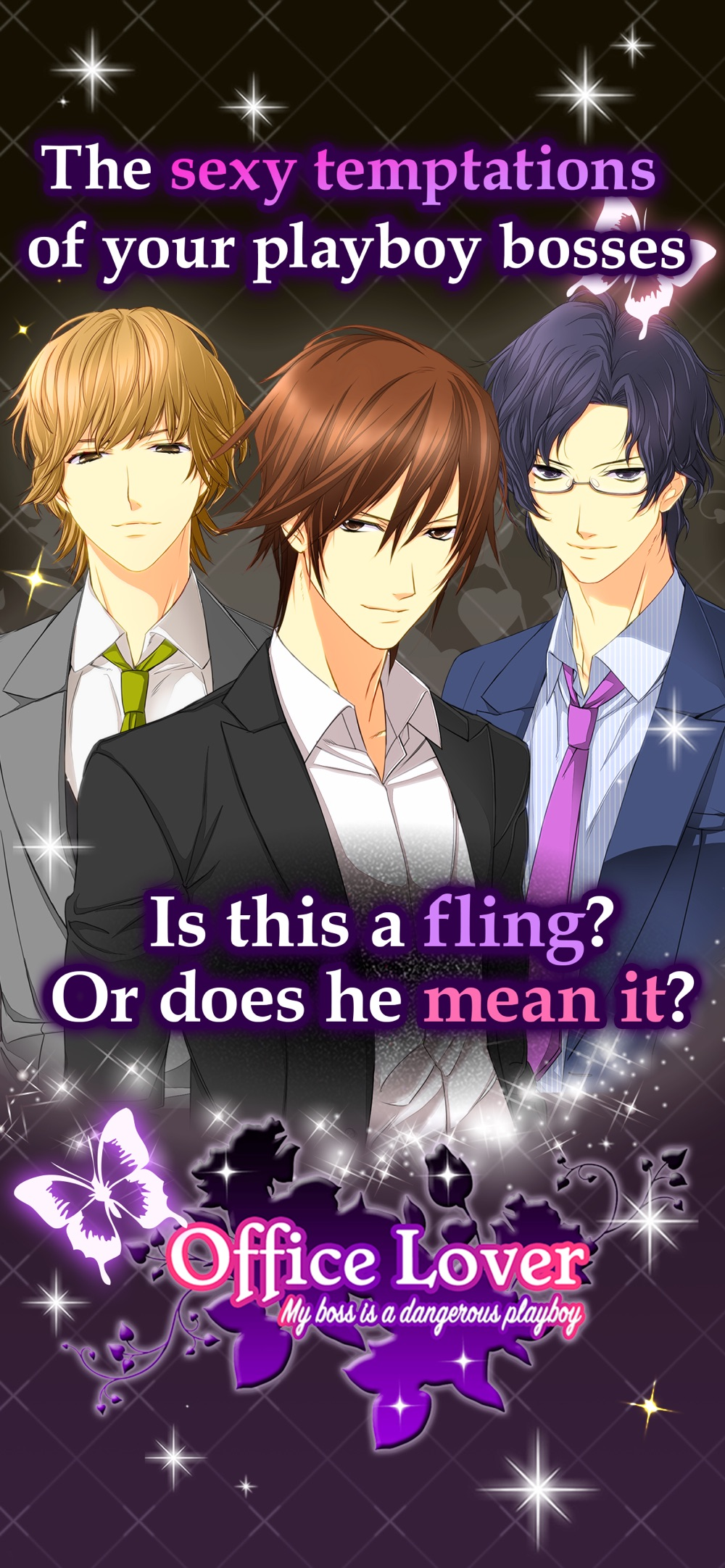Office Lover -Otome dating sim hack tool