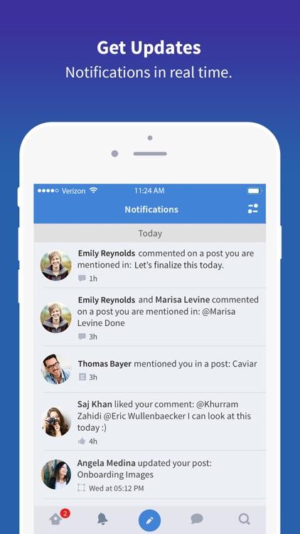 Convo – Team collaboration screenshot-3