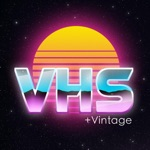 VHS Cam & Vintage Camera + 8mm