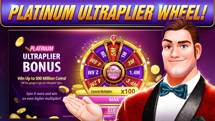 Take5 Casino - Slot Machines screenshot-5