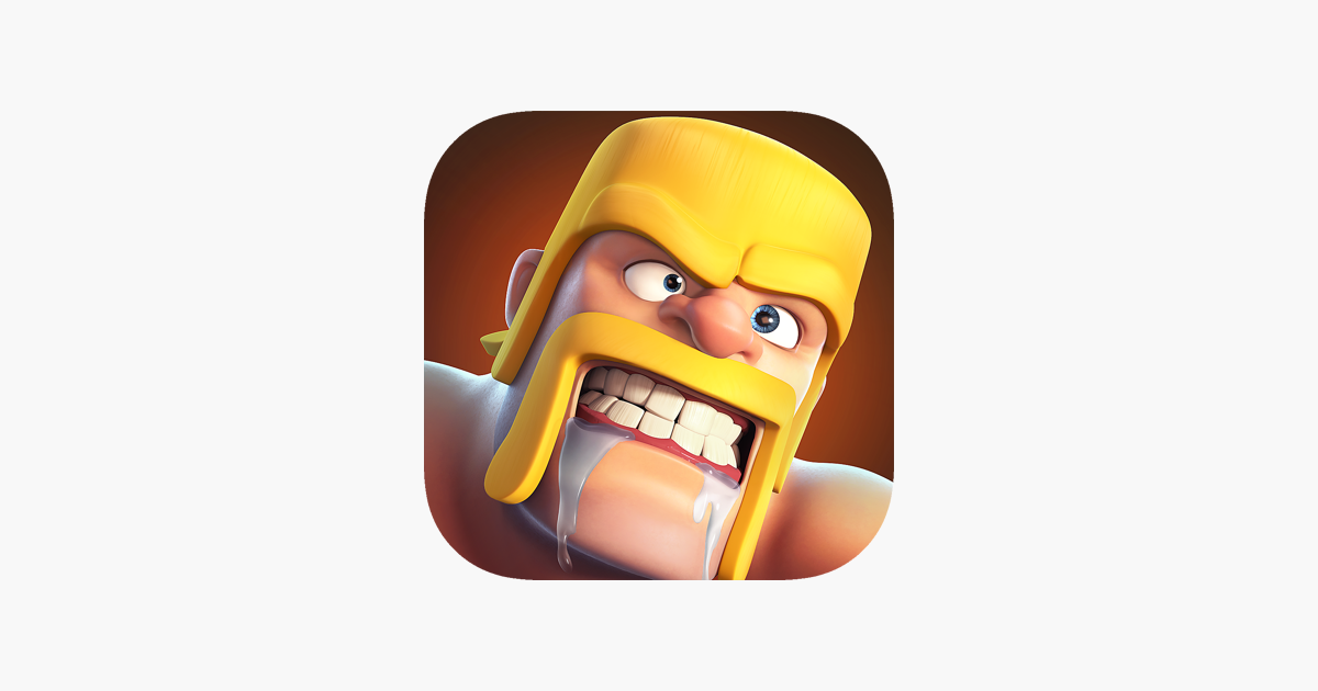 Clash Of Clans Dans L App Store
