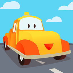 Ícone do app Tom, o Caminhão de Reboque