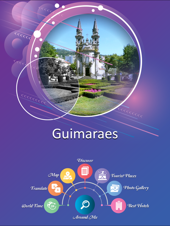 Guimaraes Travel Guide screenshot 7