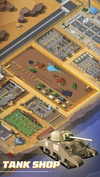 Idle Arms Dealer Tycoon screenshot-4