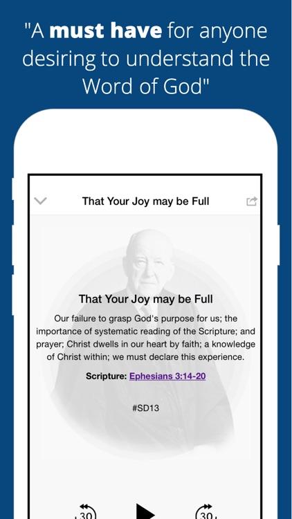 MLJ Sermons: Stream + Download screenshot-0