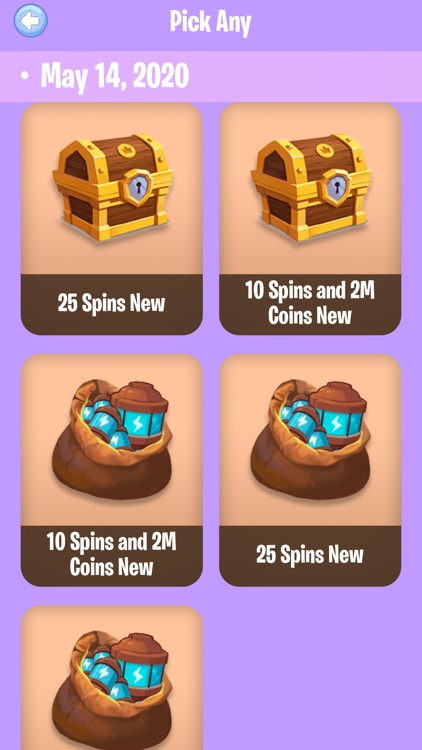 Daily Spin and Coin CardGame screenshot-3