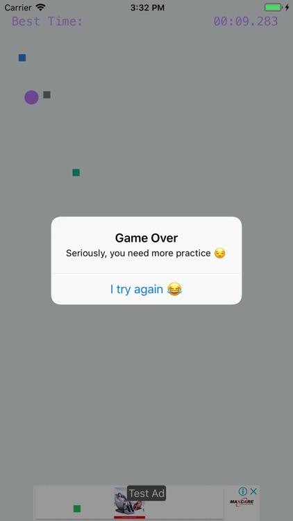 Save The Dot - Arcade Game screenshot-3