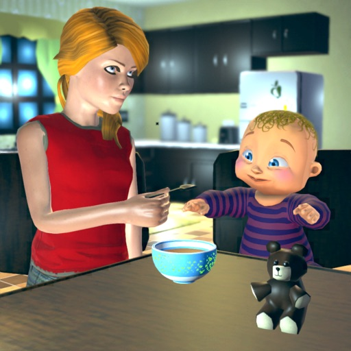 Real Mother Simulator 3D Game