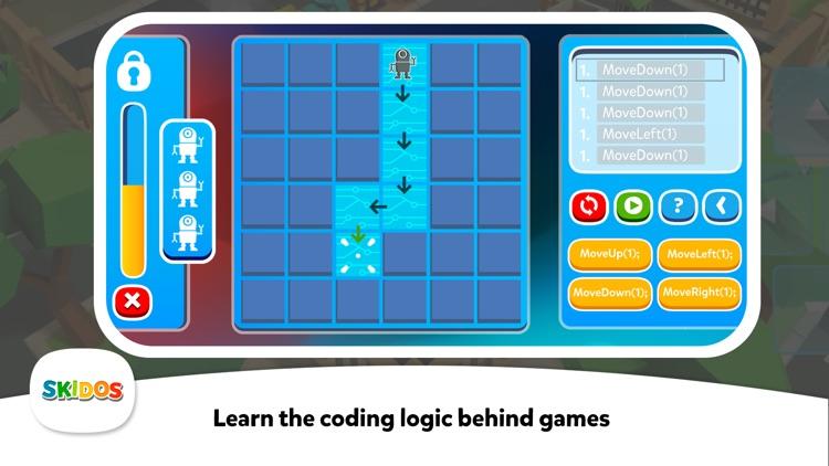 Kids Fun Math Games Cool Train screenshot-6
