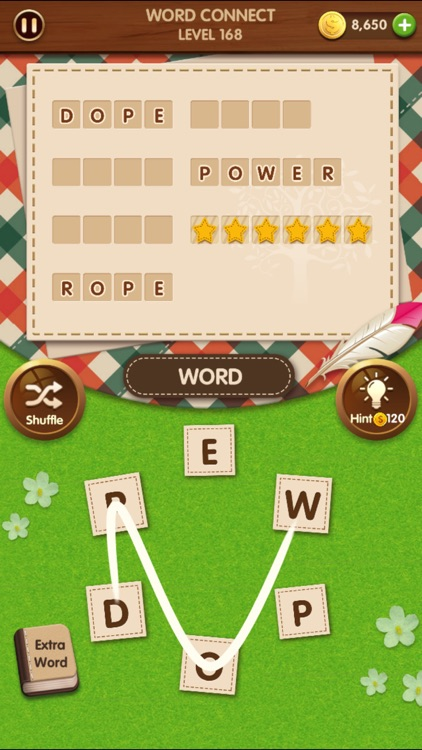 WordGames: Cross,Connect,Score