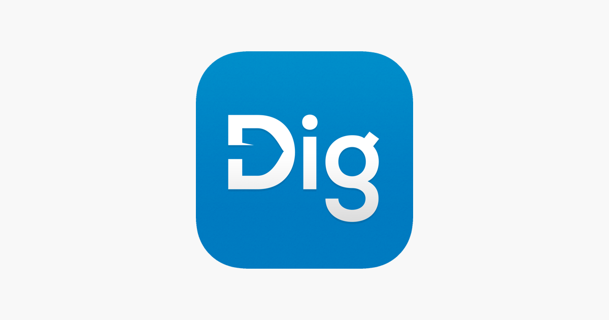 ISC Dig on the App Store