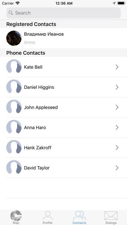 Orbita Messenger screenshot-4