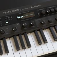 AudioKit FM Player 2: DX Synth - AudioKit Pro Cover Art