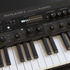 ‎AudioKit FM Player 2: DX Synth