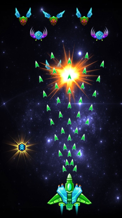 Galaxy Attack: Alien Shooter screenshot-0
